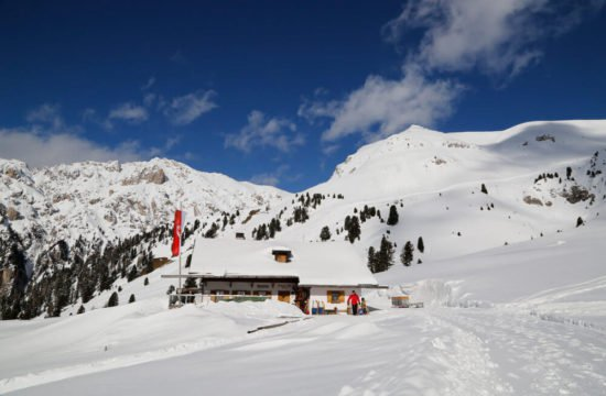 Winter holiday in Funes - Dolomites 1