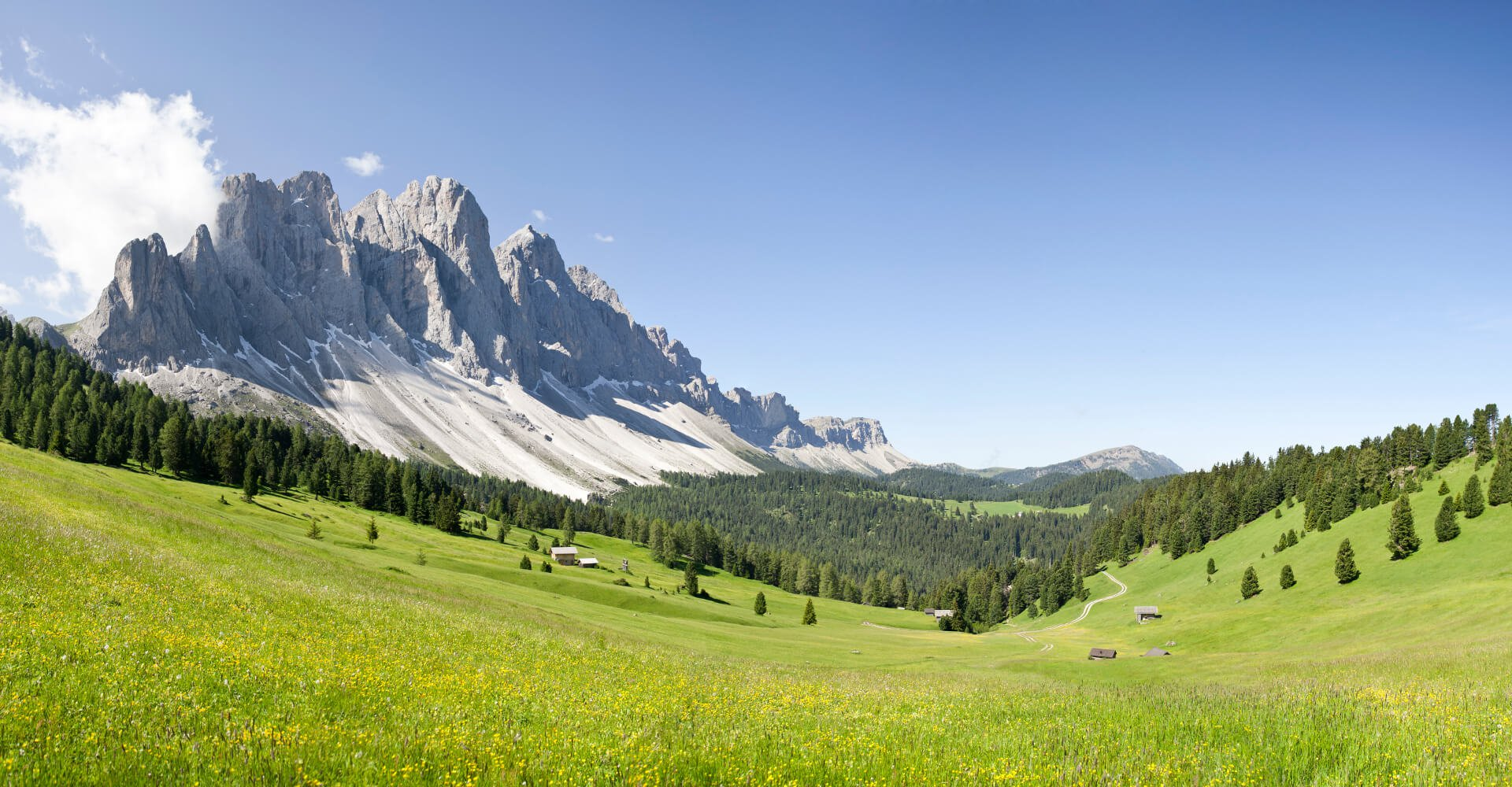 Wanderhotel Dolomiten