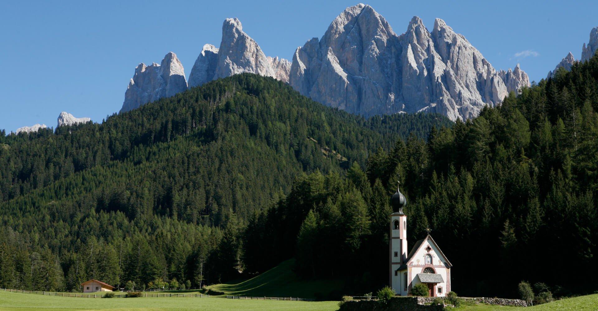 Eisacktal Dolomiten