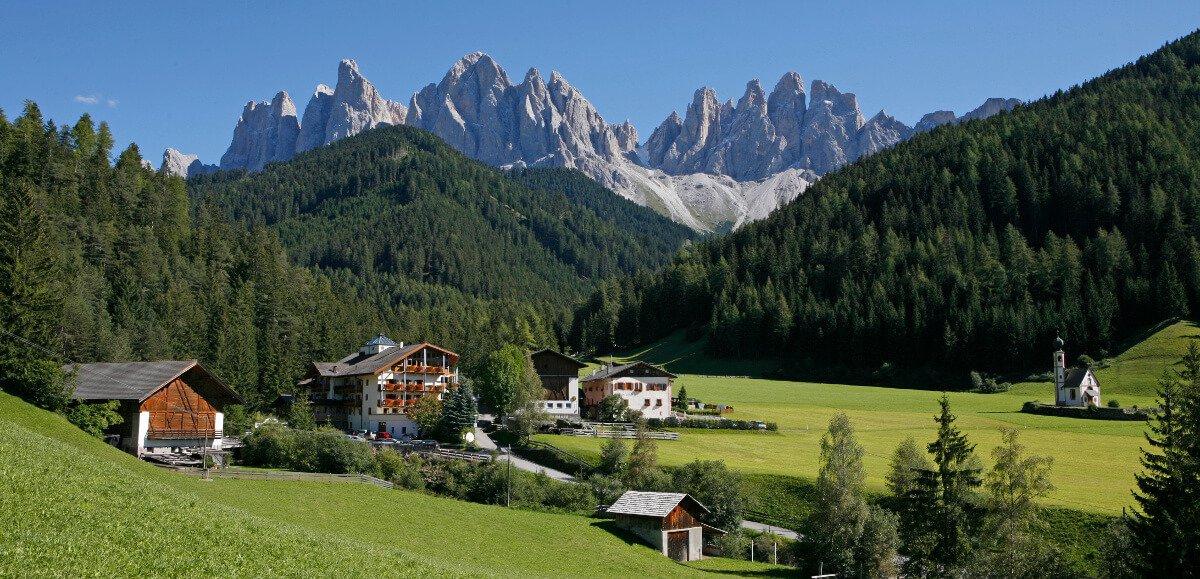Patrimonio mondiale Naturale Dolomiti - il nostro speciale biglietto da visita