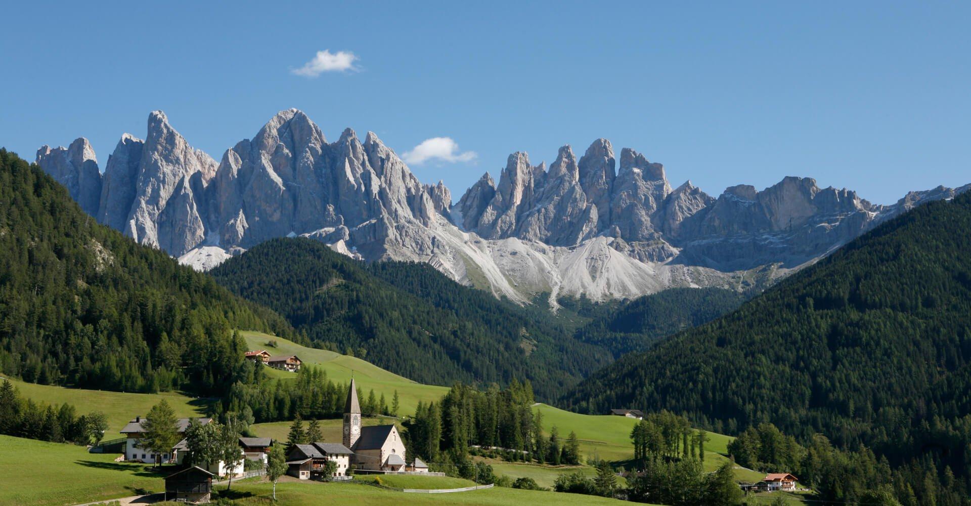 Sommerurlaub mit E-Bike in Südtirol