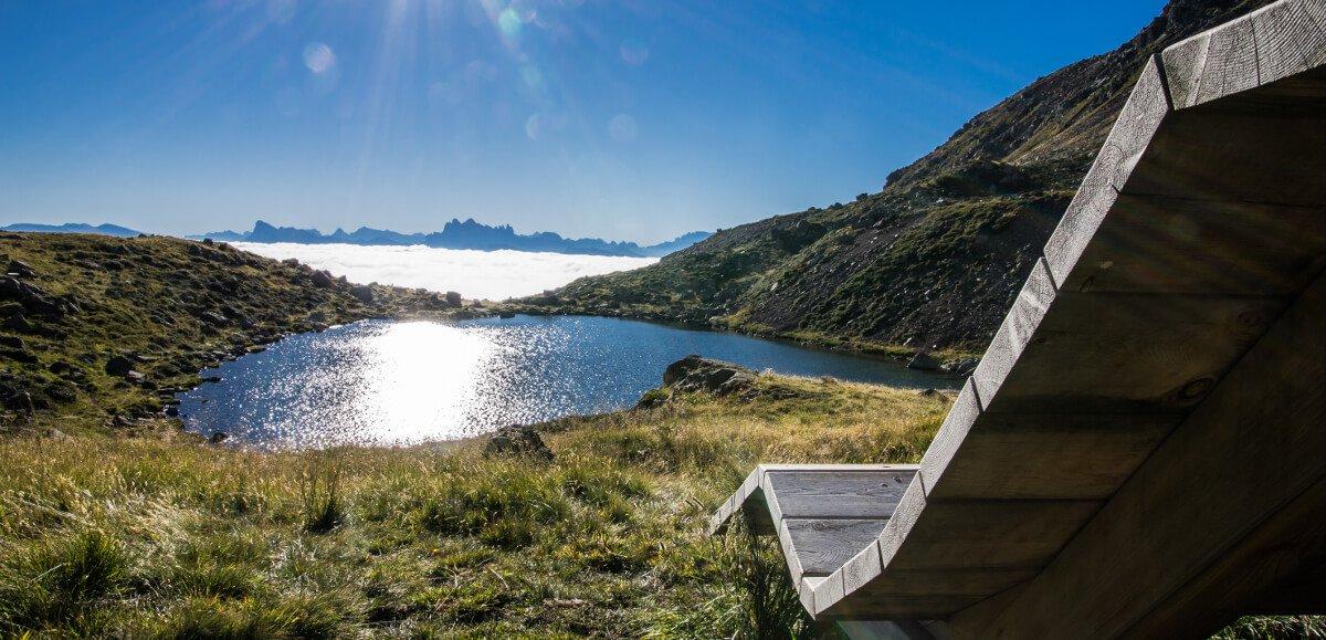 Mit Südtirol Balance entspannt in den Frühling