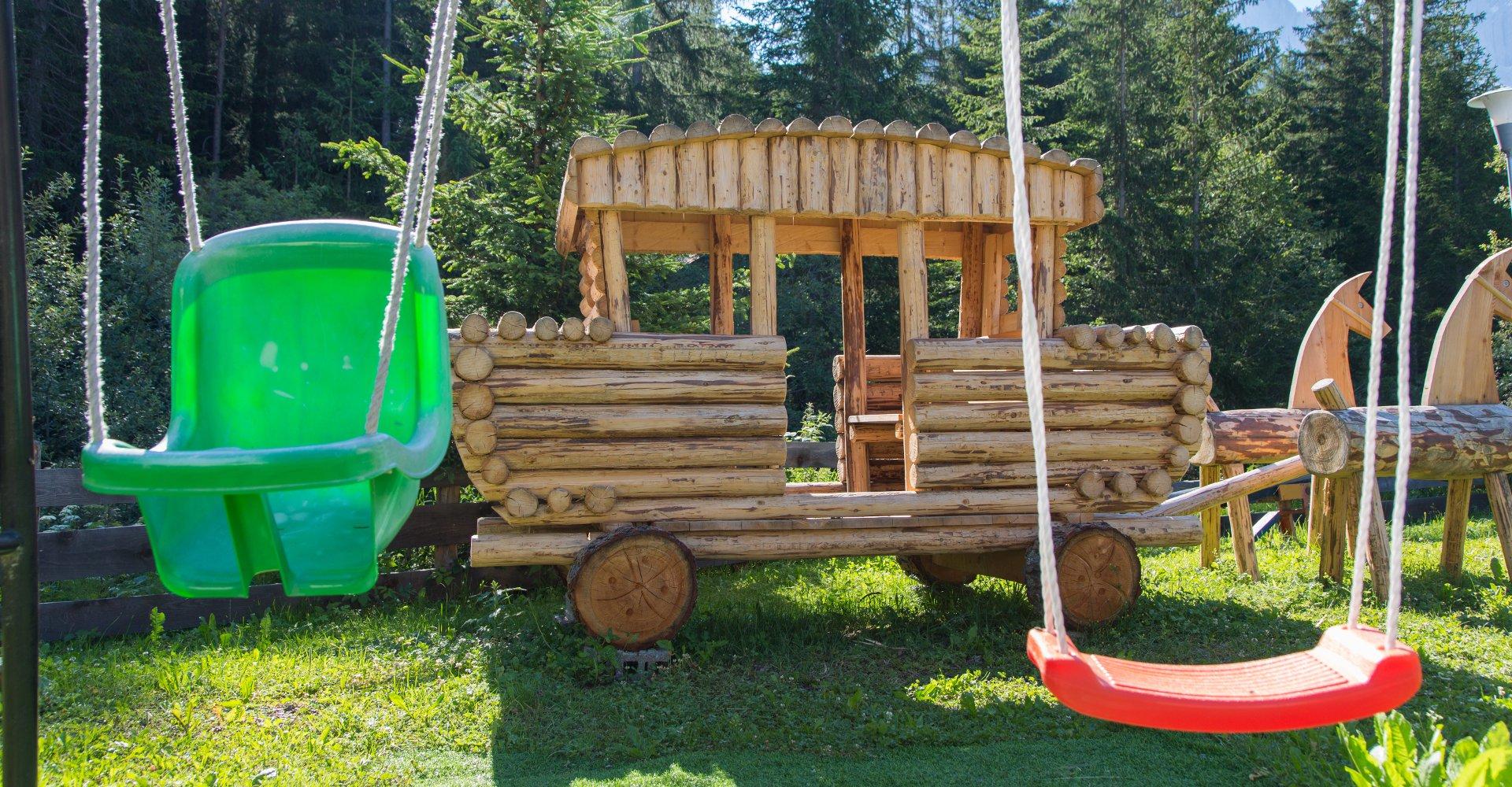 Familienurlaub Dolomiten