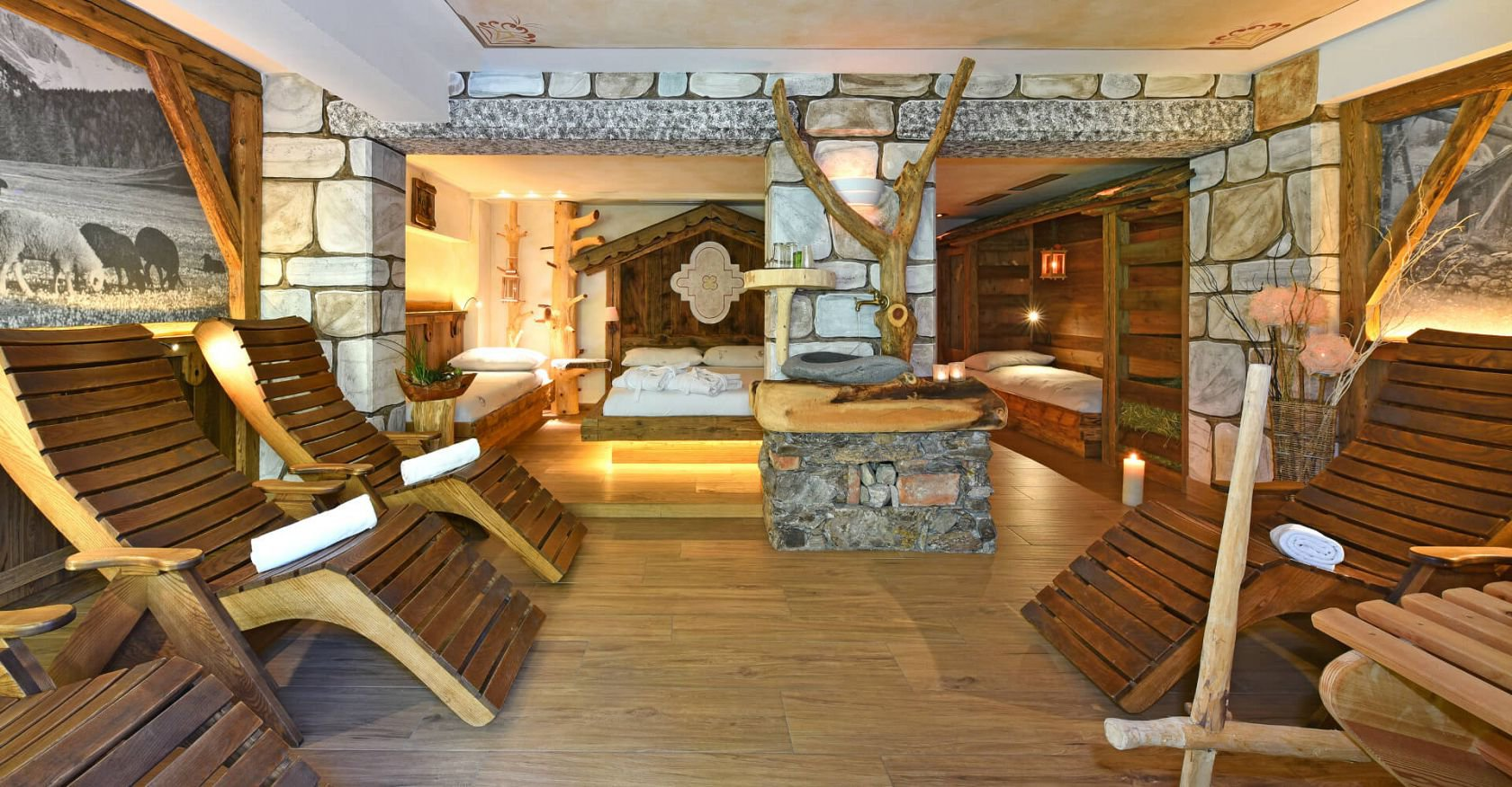 Wellnessurlaub im Berghotel Südtirol