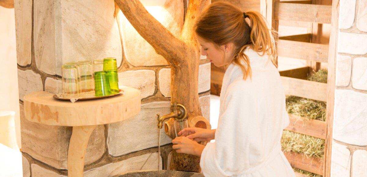 Ihr Wellnesshotel in den Dolomiten Alles für Ihren Wellnessurlaub in Villnöss