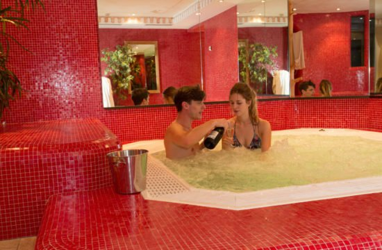 Wellness hotel Dolomites 1