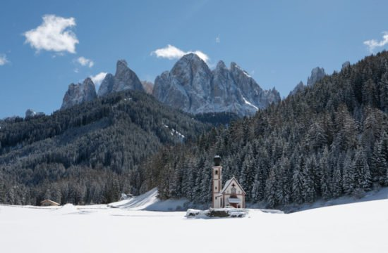 Winter holiday in Funes - Dolomites 3