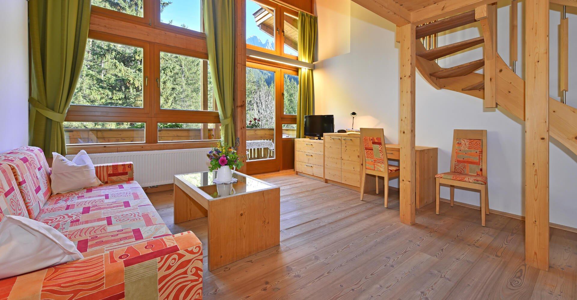 Hotelzimmer - Hotelsuite Südtirol